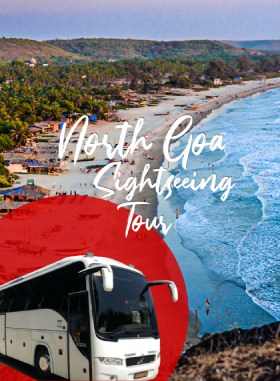 North Goa Sightseeing Full Day Tour by AC Coach