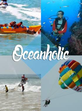 Scuba Diving + 5 Watersports Combo at Baina Beach South Goa