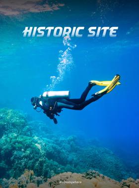Scuba Diving in Malvan - Fort Site