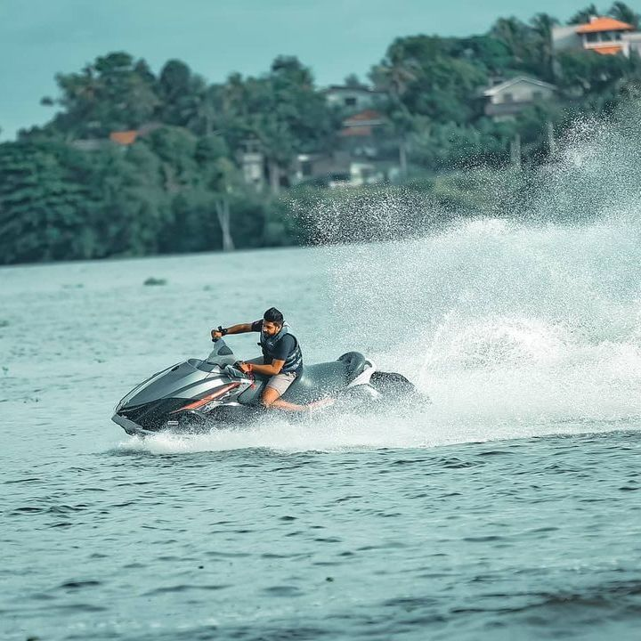 goa watersports combo - jetski ride