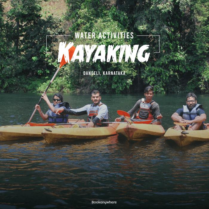 dandeli kayaking