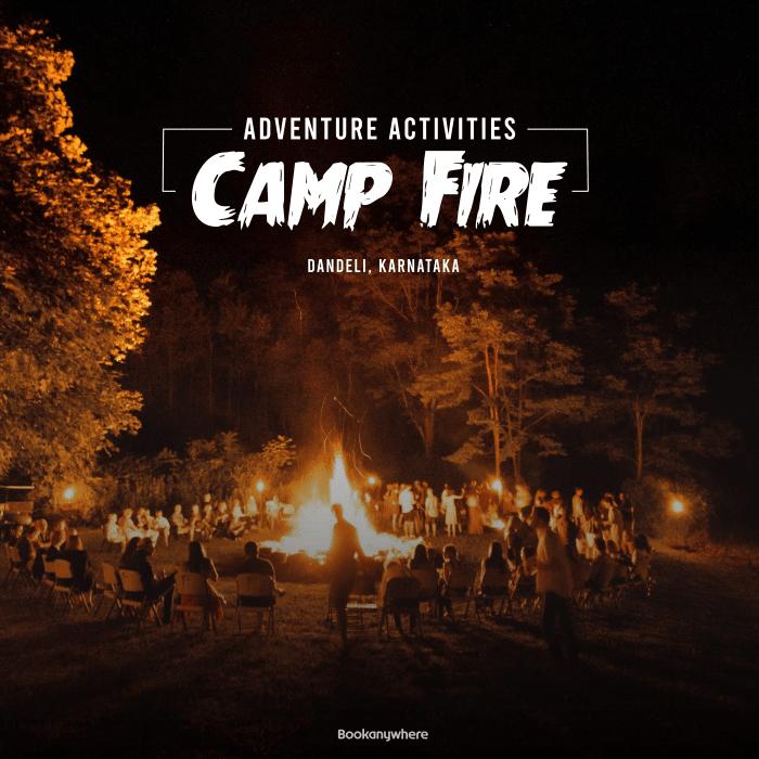 dandeli campfire