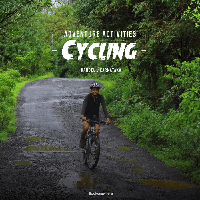 dandeli cycling