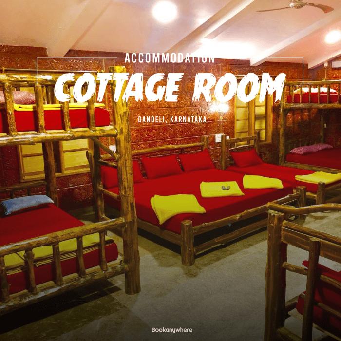 dandeli resort cottage stay
