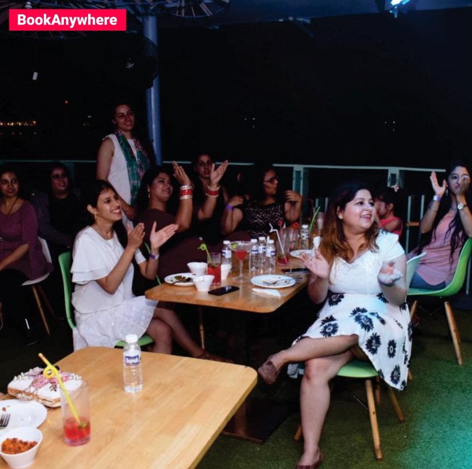 Goa Dinner & Party Cruise - Dj Music, Dance & Scenic Dining under Night Sky