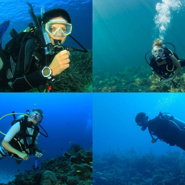 Scuba Diving at Shiroda Beach - Paradise Island